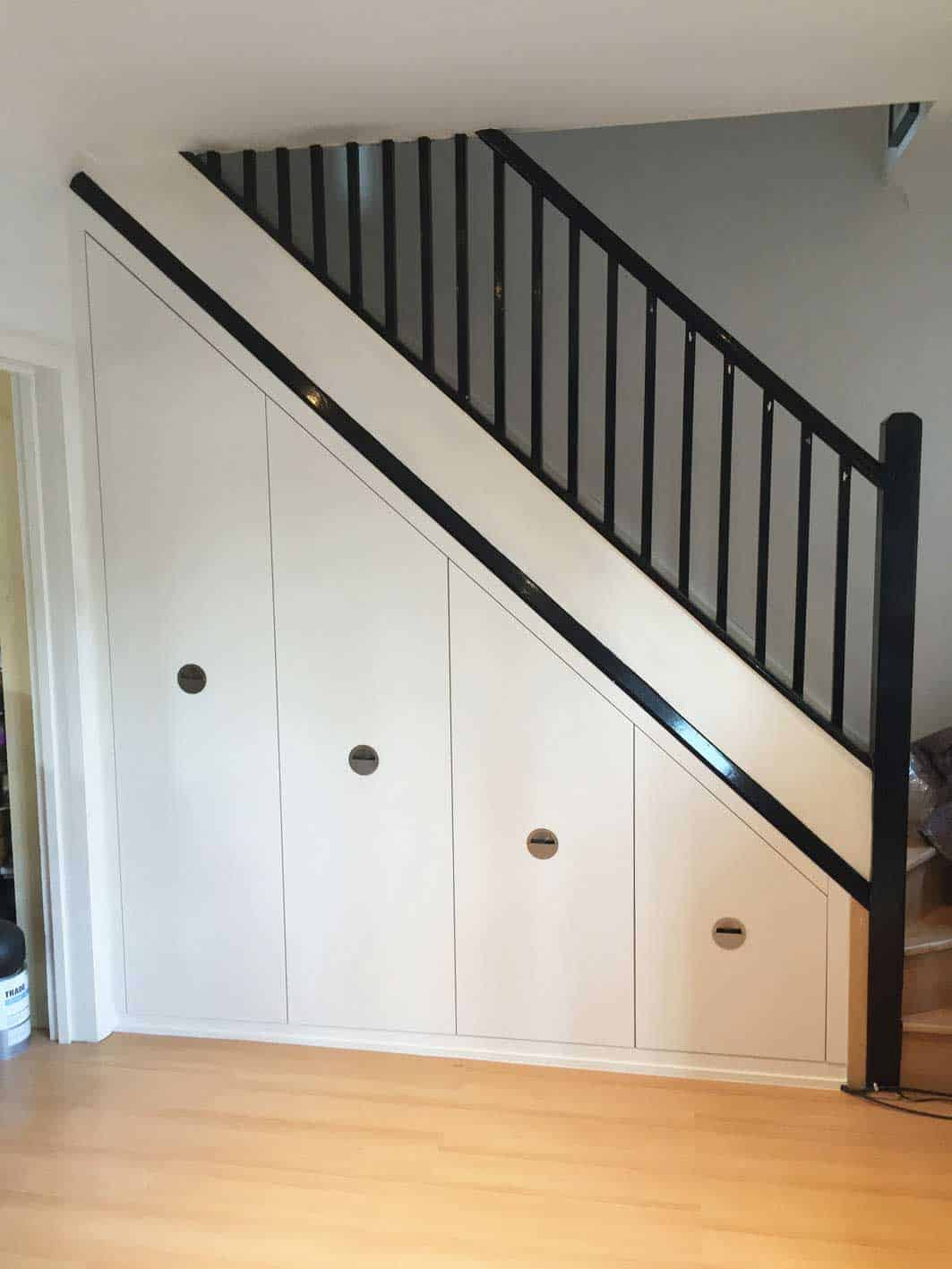 Under Stairs Storage Muswell Hill London Mw Creative